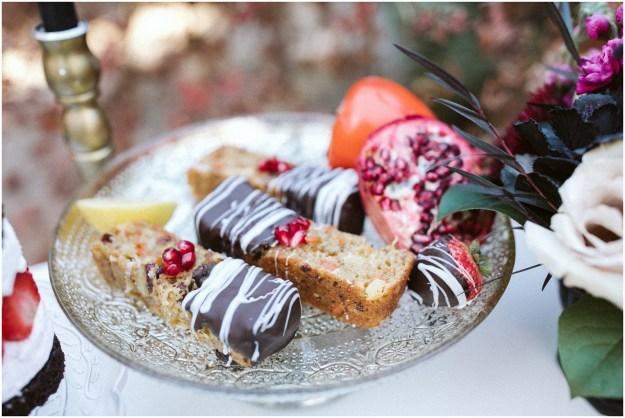 Chico Sacramento Wedding Desserts Cake | Covid Elopement Styled Shoot