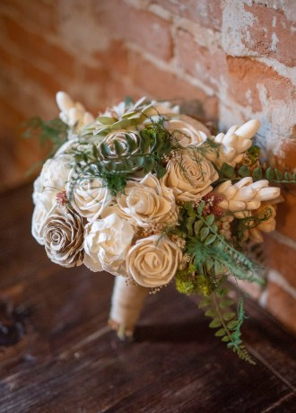 Curious Floral-Bridal Bouquet-SF19-2