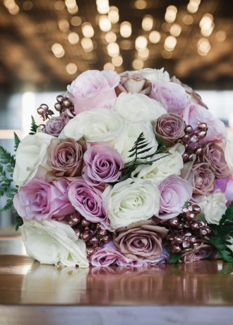 Wild Flowers Design Group-Bridal Bouquet-SF19-1