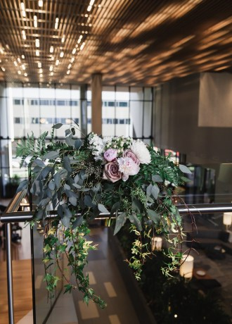 Wild Flowers Design Group-Bridal Bouquet-SF19-3
