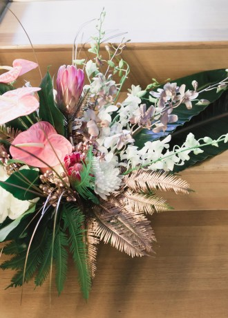 Wild Flowers Design Group-Bridal Bouquet-SF19-4