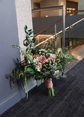 Wild Flowers Design Group-Bridal Bouquet-SF19-5