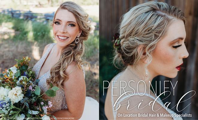 Sacramento Tahoe Bridal Hair and Makeup | Personify Bridal