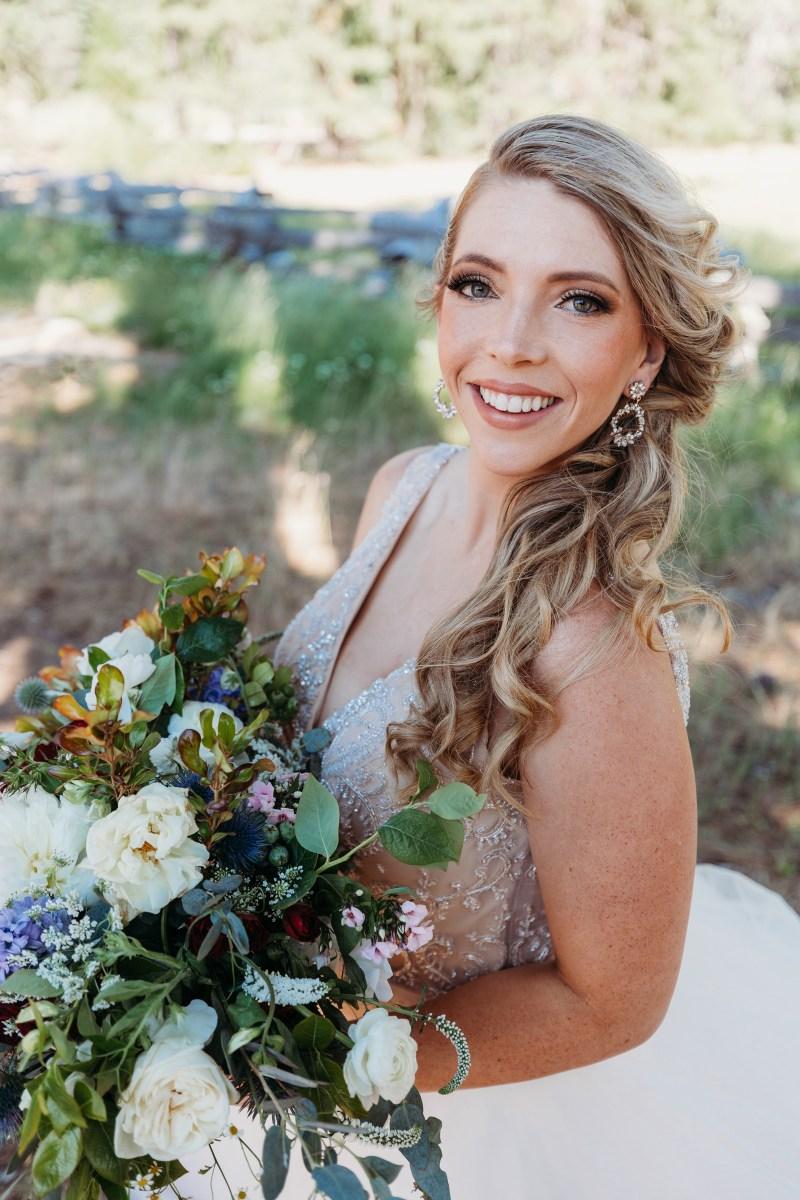 Personify Bridal Sacramento Tahoe Wedding Hair and Makeup Professional