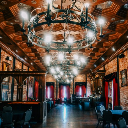 Sacramento Galt Historic Brick Industrial Chic Wedding Venue