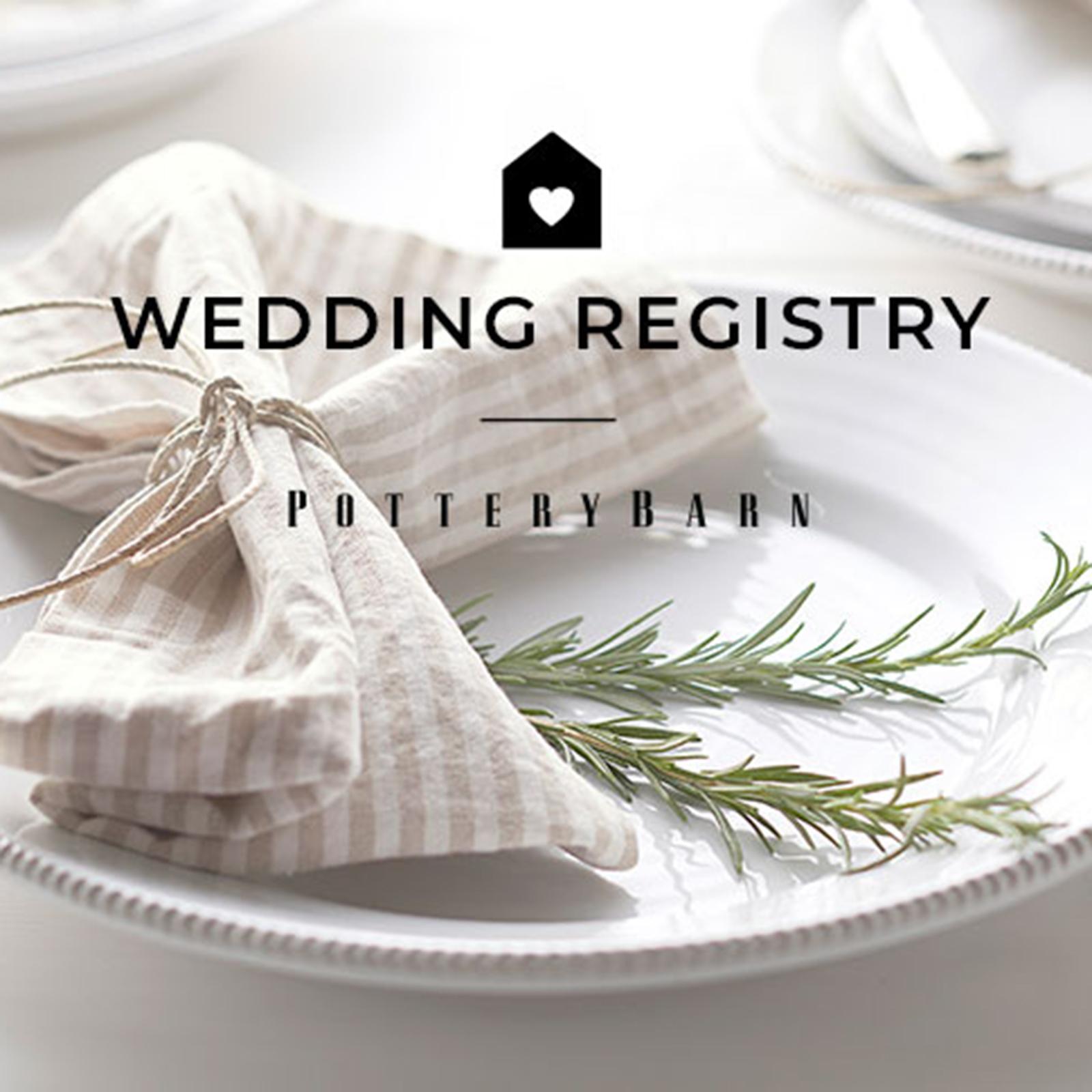 Sacramento Wedding Bridal Registry Gifts