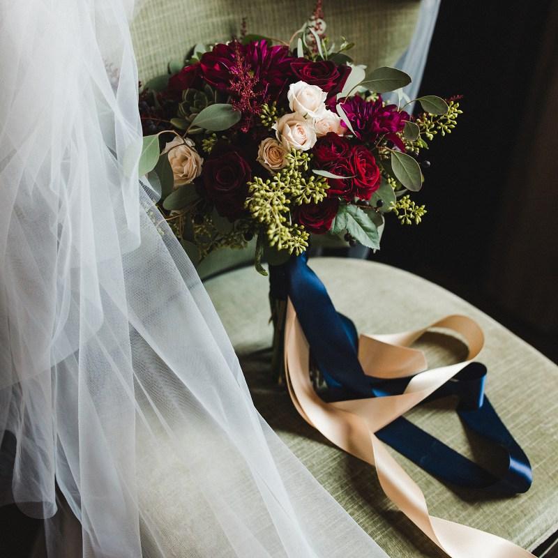 Sacramento Wedding Bridal Bouquet