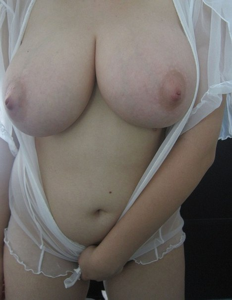 Sucking my wifes breasts