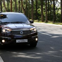 Quick note:  call her the Diplomat, SsangYong's top-spec Rodius