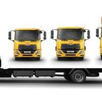 UD Trucks launches the Croner