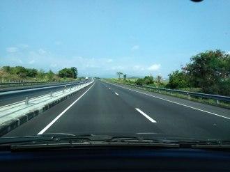On SCTEX heading towards Dinalupihan
