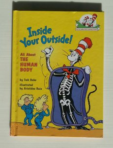 Cat in the Hat Learning Library -- All about the human body
