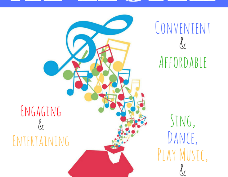 Our review of an affordable and convenient online series of children's music classes taught by licensed and certified Musikgarten instruction, Kathryn Brunner.