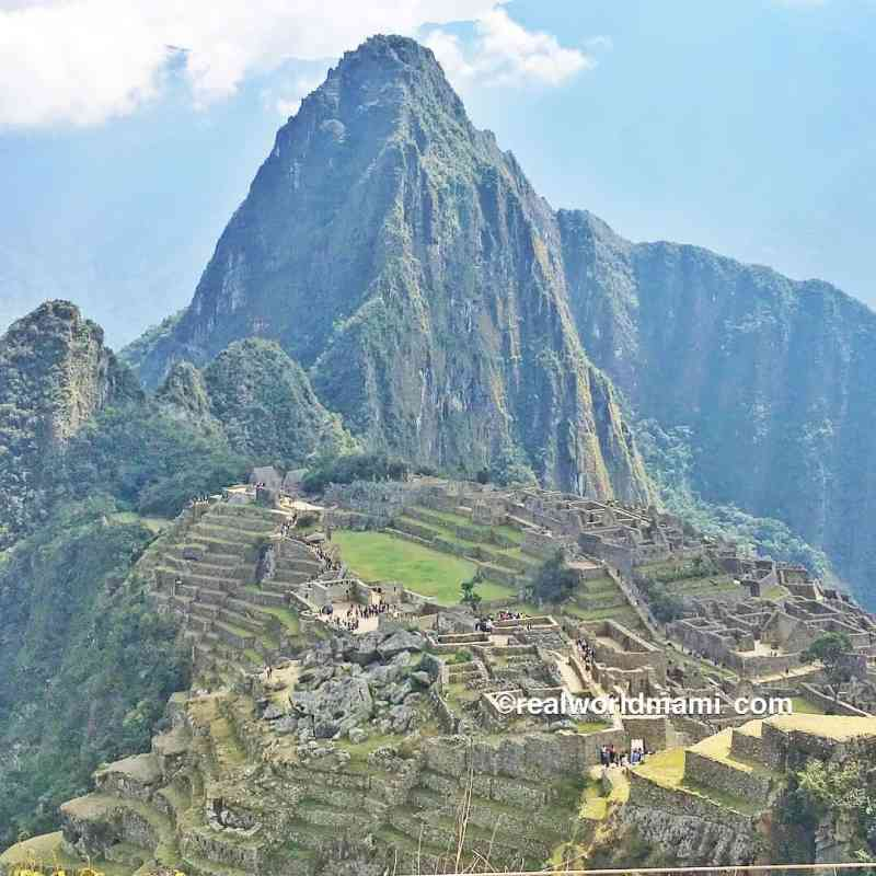 Travel with kids: How to get to Machu Picchu Citadel