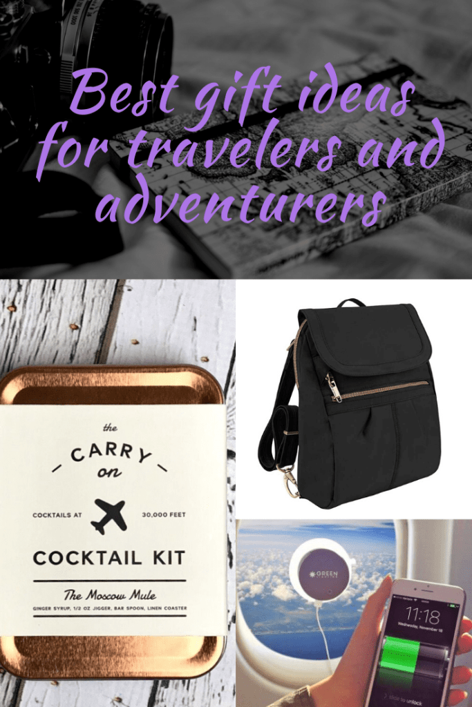 Best Gift ideas for travelers in your life
