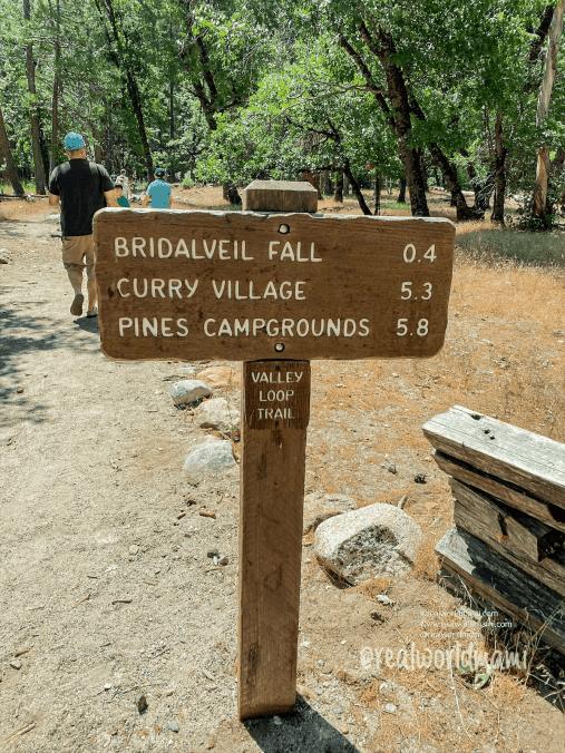 Bridalveil Fall Yosemite