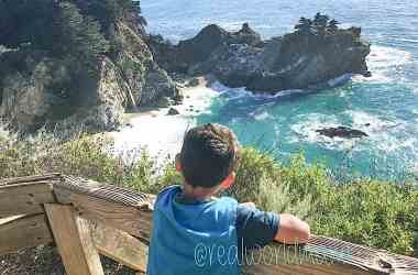 Thinks to do in Big Sur with Kids