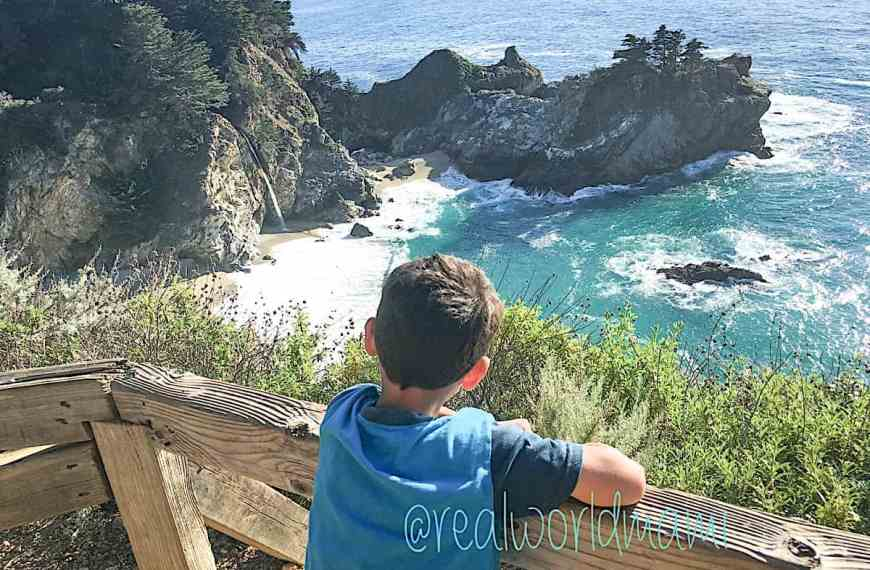 Ten Places to Visit with Kids in Big Sur – Family Itinerary