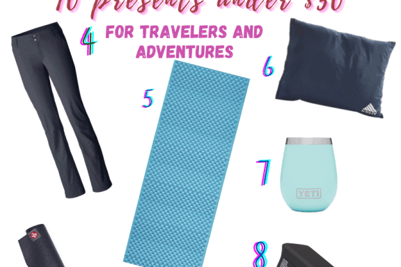 Presents for travelers
