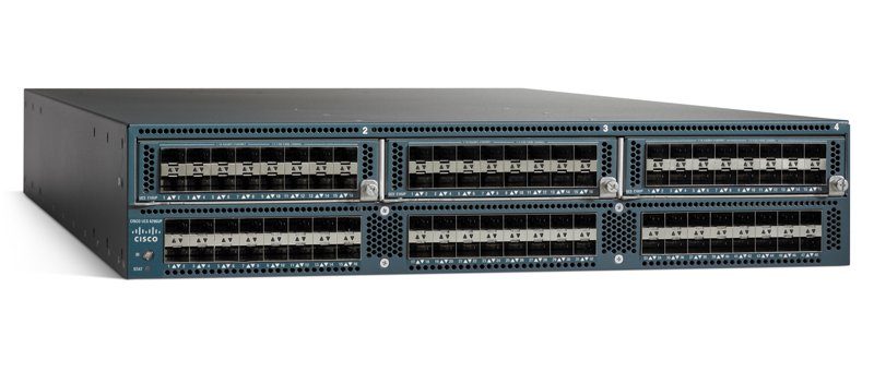 New Cisco UCS 6296UP 96-Port Fabric Interconnect – Real