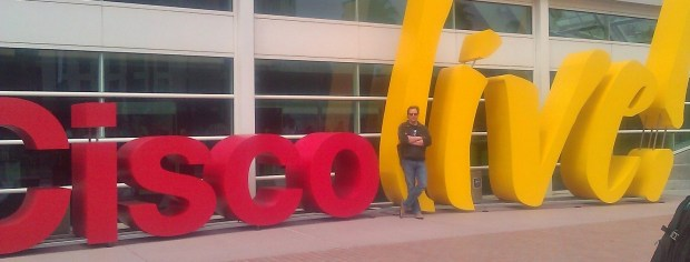 At Cisco Live 2012