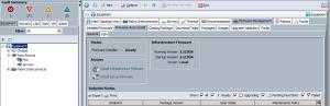 Firmware Auto Install Menu