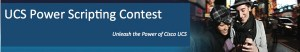 UCS Power Scripting Contest Banner