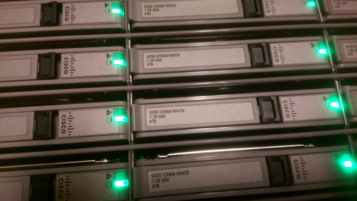 Cisco UCS C3160 Storage Server 05