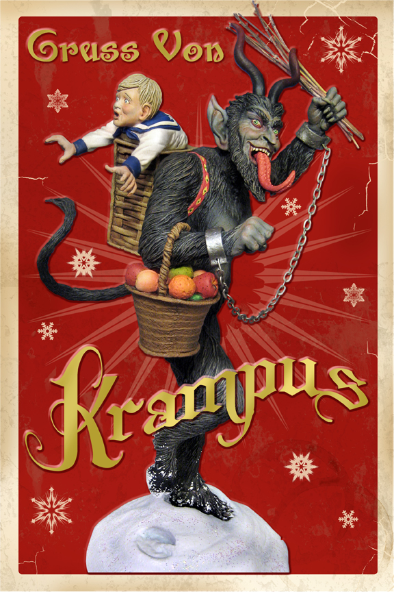 krampus_postcard_art_by_tweeterhead-d5y3zqm