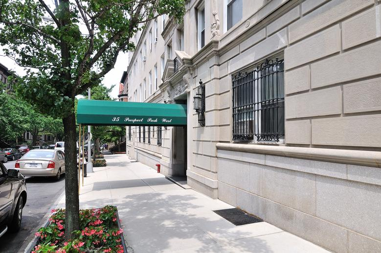 best brand for kitchen appliances green curtains 35 prospect park west #4e, slope, brooklyn, ny 11215 ...