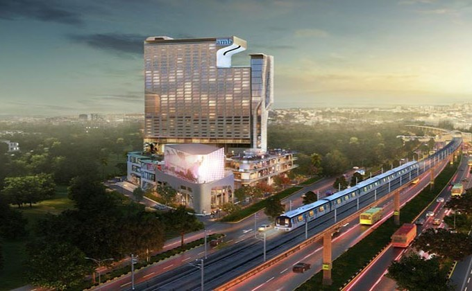 AMB Selfie Square Dwarka Expressway, Gurgaon Affordable, Affordable Shops, Co-Working, Commercial, Commercial Plot-SCO, Food Court, Multiplexes, Office Space, Retail Shop, Service Apartment