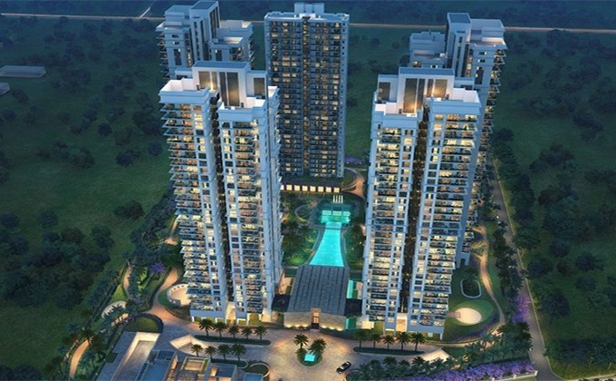 Conscient Hines Elevate Golf Course Extension Road, Gurgaon Flats & Apartments, Luxury