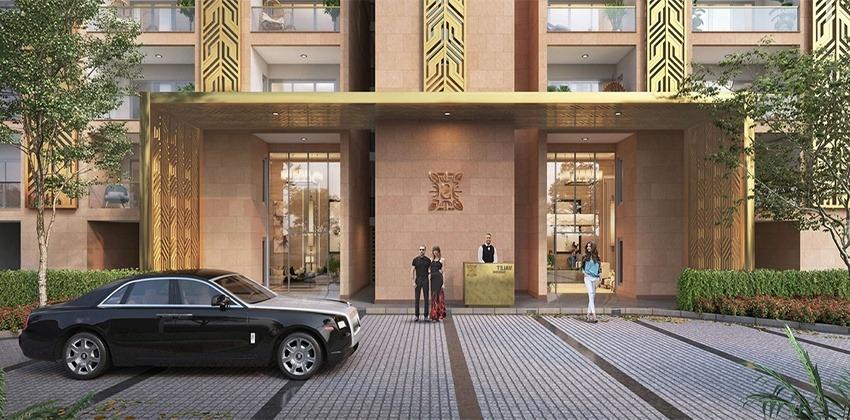 Godrej South Estate Delhi Flats & Apartments, Luxury