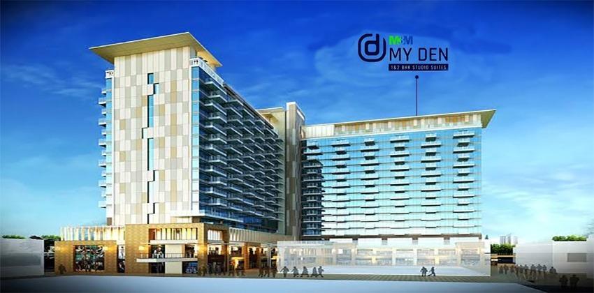 M3M My Den Golf Course Extension Road, Gurgaon Apartment, Commercial, Multiplexes, Residential, Retail Shop