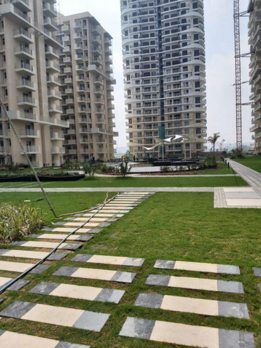 M3M Natura Gurgaon, New Gurgaon (NH8) Flats & Apartments, Luxury-Construction-Update