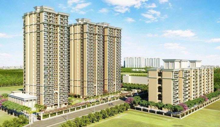 MRG World The Meridian Affordable Housing Sector 89 Gurgaon Dwarka Expressway, Gurgaon, New Gurgaon (NH8) Affordable, Affordable Homes-Location-Map