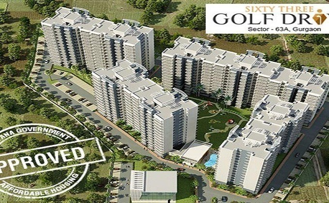 Sunrays Heights 63 Golf Drive Affordable Sector 63A Gurgaon