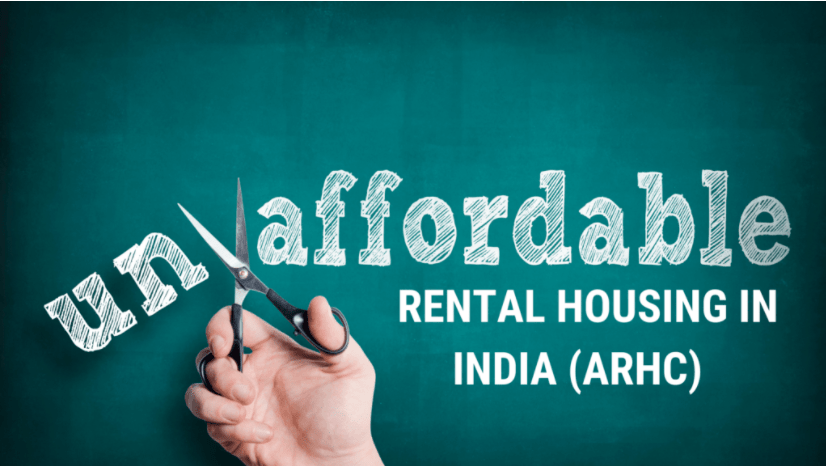 AFFORDABLE RENTAL HOUSING IN INDIA (ARHC)