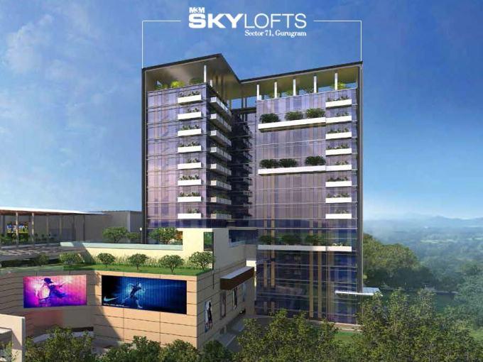 M3M Sky Lofts Gurgaon, Sector-71 | Price List & Brochure, Floor Plan, Location Map & Reviews 2021