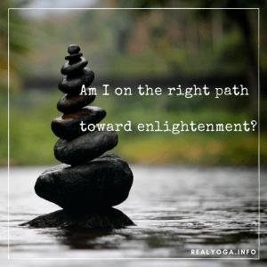Enlightenment path