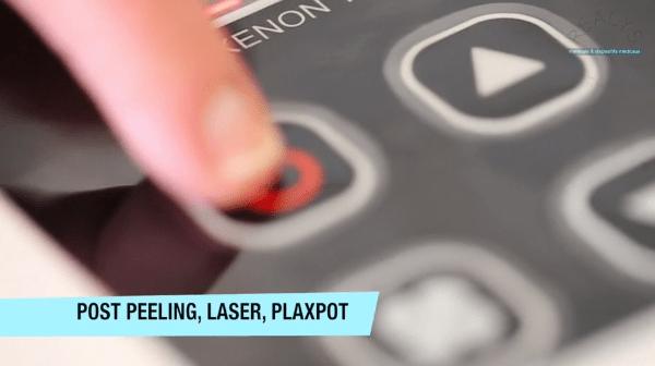 Vidéo utilisation du Plaxpot