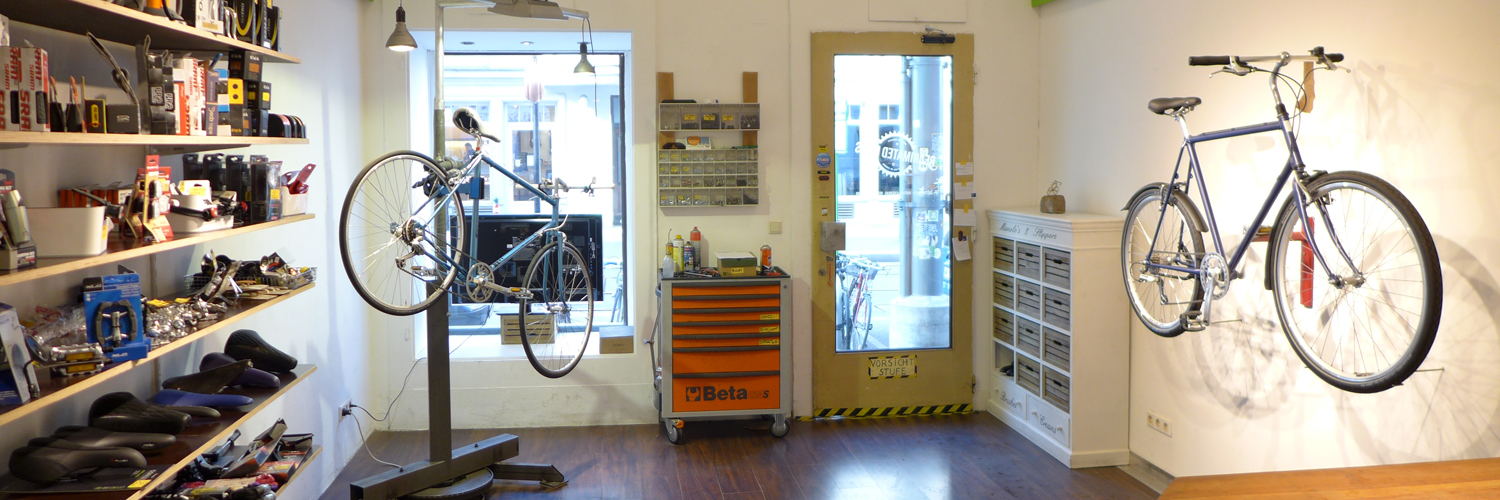 reanimated-bikes shop innen
