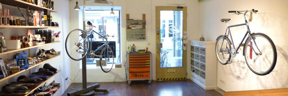 reanimated-bikes SHOP Westbahnstr 35 - 1070 Wien