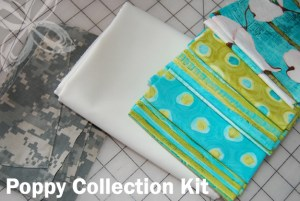 Poppy Collection Kit