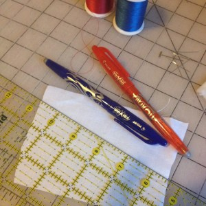 Fabric Notebook Paper Tag   ReannaLily Designs   Small Sewn Gifts