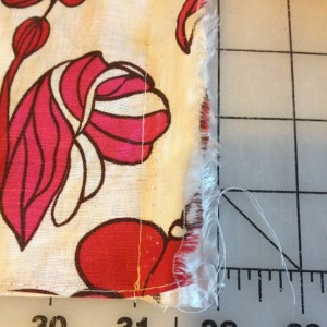 Scarf | Small Sewn Gift Sew Along | ReannaLily Designs