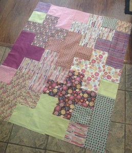 Baby Quilt Plus Pattern