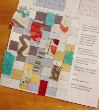 Plus Quilt Worksheet | ReannaLily Designs