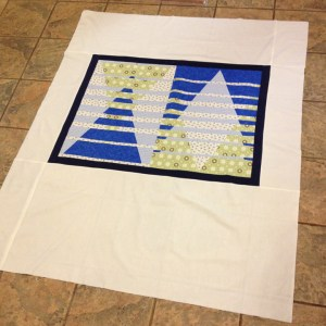 Triangle Convergence Quilt