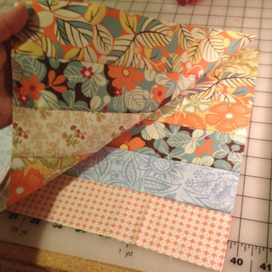 Serger Strip Quilt | ReannaLily Designs